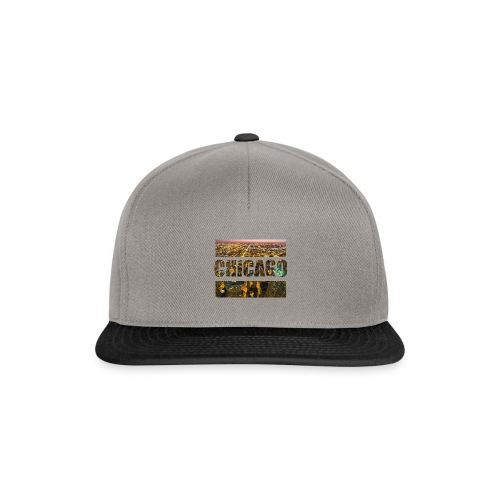 Chicago - Snapback Cap