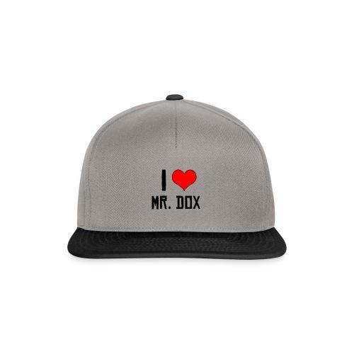 Mr. Dox - Snapback Cap