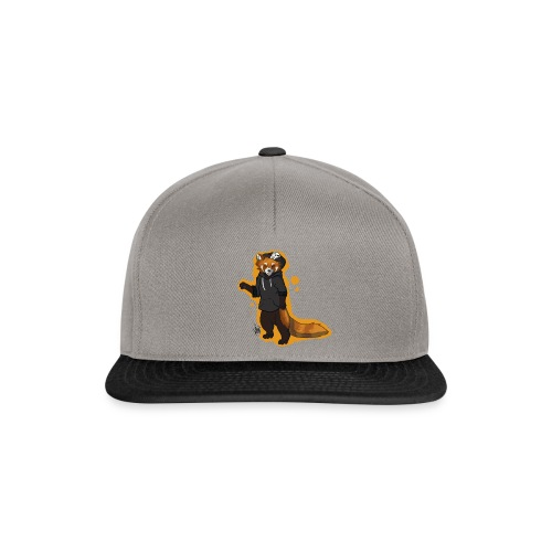 Red Panda Disign - Snapback Cap