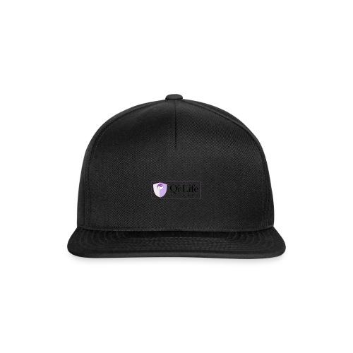 Qi Life Academy Promo Gear - Snapback Cap