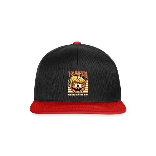 Trumpkin Donald Trump Halloween - Snapback Cap