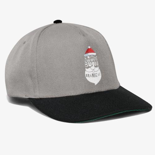 Il regalo di Natale perfetto - Snapback Cap
