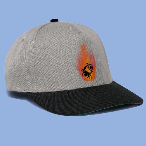 Should I stay or should I go Fire - Casquette snapback