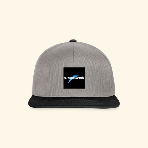 fitnes sport 1 - Casquette snapback