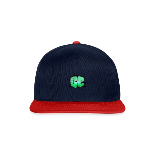 Badge - GC Logo - Snapback Cap