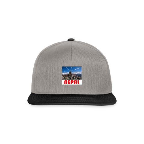 Nepal T-shirt - Snapback Cap