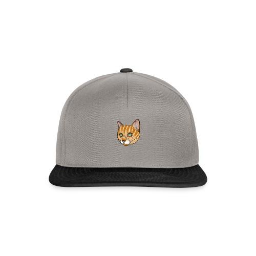 Tiger Katze - Snapback Cap