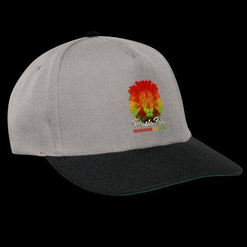 Rasta Fari LION - Snapback Cap