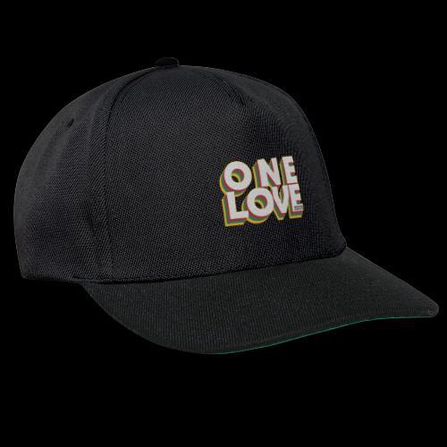 ONE LOVE - Snapback Cap