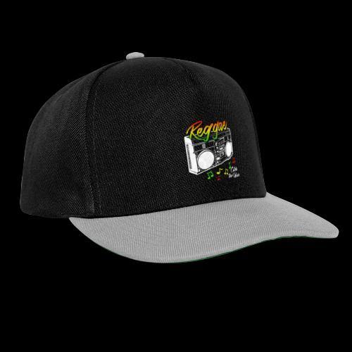 Reggae - Catch the Wave - Snapback Cap