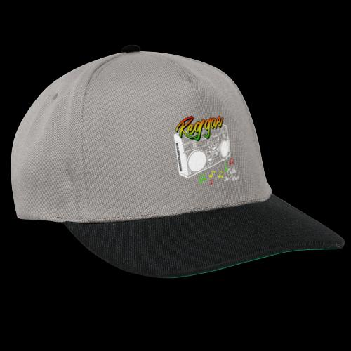 Reggae - Catch the Wave - Snapback Cap