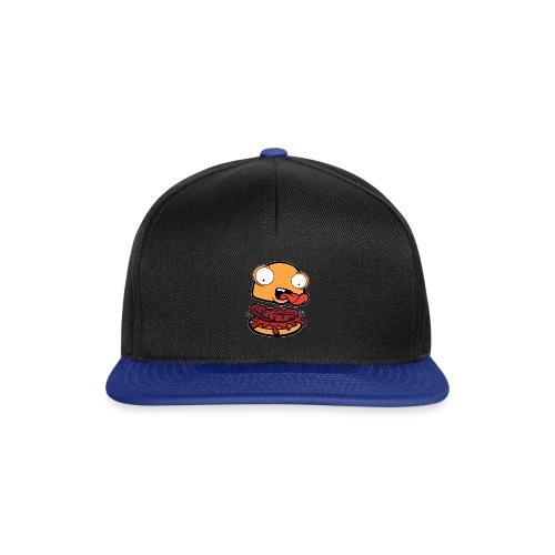 Crazy Burger - Gorra Snapback