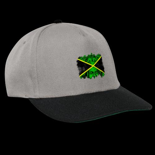 LION BOB JAMAICA - Snapback Cap