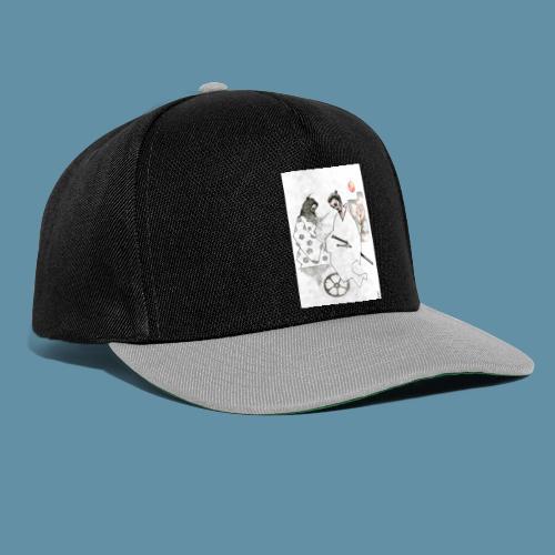 Samurai copia jpg - Snapback Cap