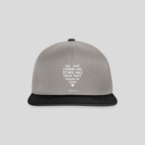 theLinne Heart - Snapback Cap