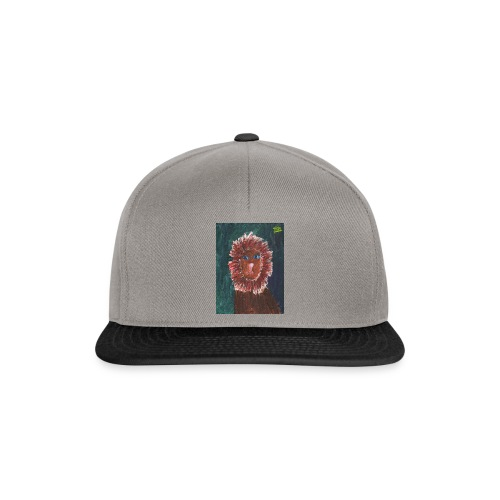 Lion T-Shirt By Isla - Snapback Cap