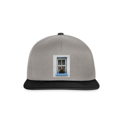 Cashed Cottage Window - Snapback Cap