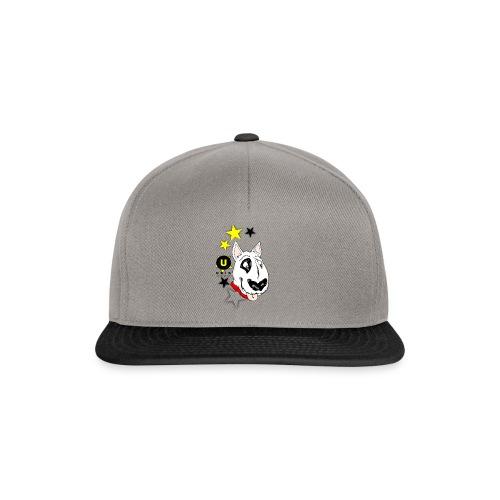 UNIK BULL TERRIER - Snapback Cap