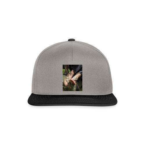 Barfußsandalen - Snapback Cap