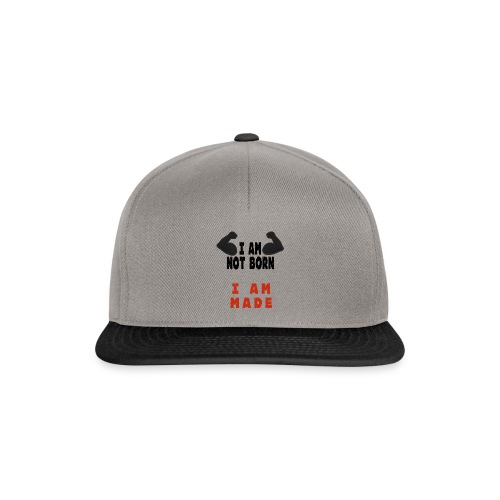 Am Made - Snapback Cap