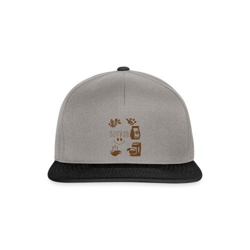Coffee - Snapback Cap