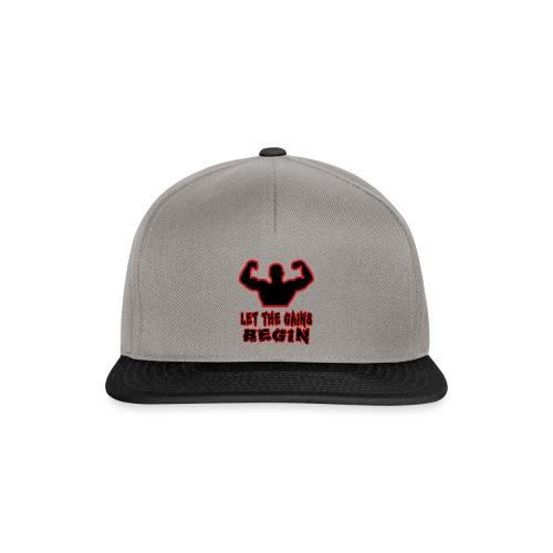 Gains - Snapback Cap