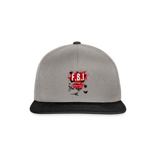 FBI - Snapback Cap