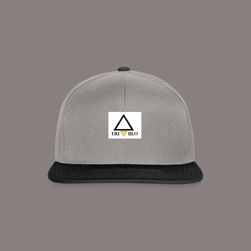 TRIABLO WHITE - Snapback Cap