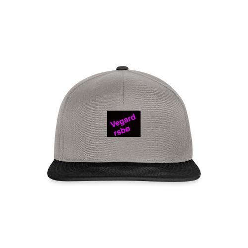 ganske kule ting - Snapback-caps