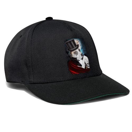 Gothic Dog #2 - Snapback Cap