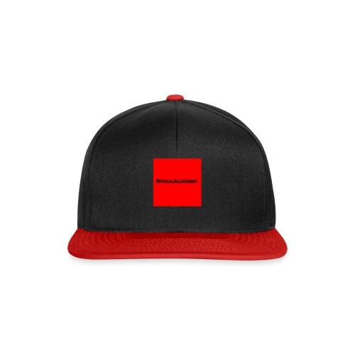 Official Alex Crees merch - Snapback Cap