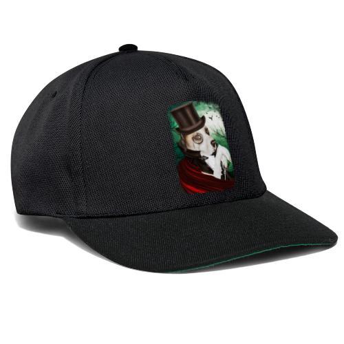 Gothic Dog #3 - Snapback Cap