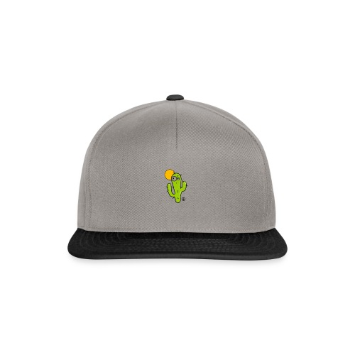 Cactus Cartoon - Casquette snapback