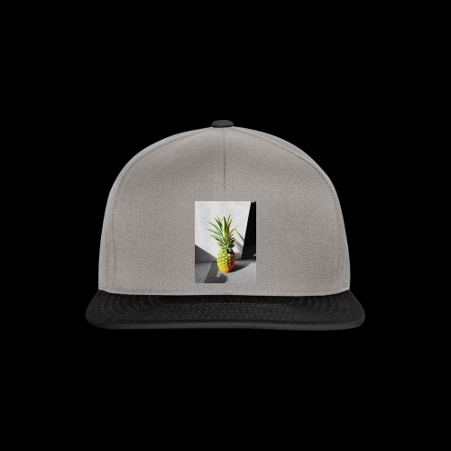 Ananas colorless X colorful - Snapback Cap