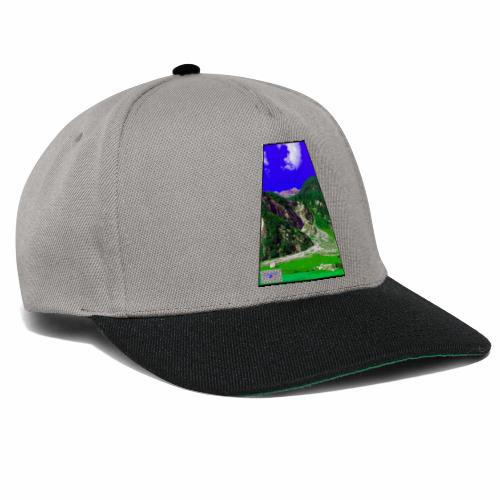 BergAUsBlick ValC - Snapback Cap
