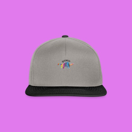 Dino - Snapback Cap