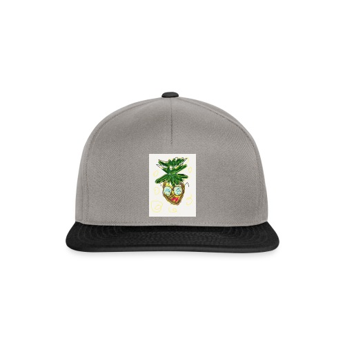 Crazy pineapple - Snapback Cap