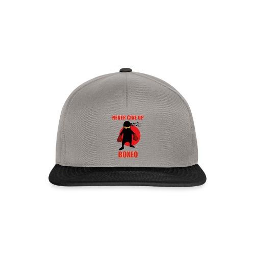 Boxeador ninja - Gorra Snapback