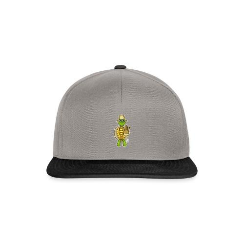 Winter West Coast Schildkröte / Hip-Hop Turtle - Snapback Cap