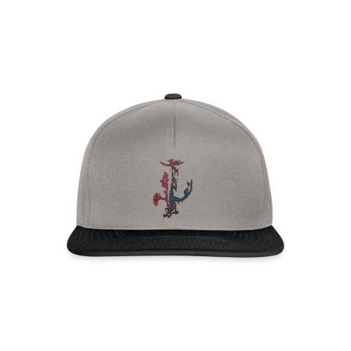 The man who sold the world. - Snapback cap