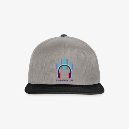 kopfhörerliebe - Snapback Cap