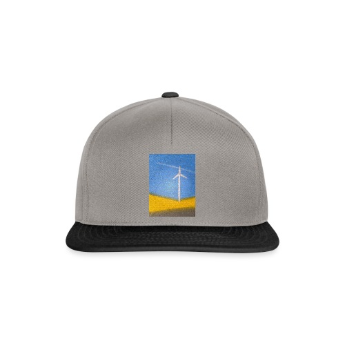 Eolienne - Casquette snapback