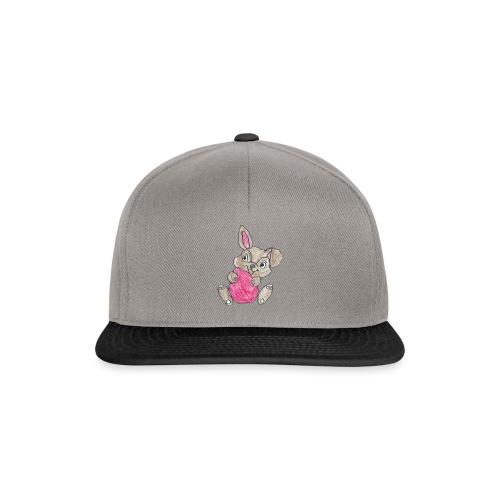 Hop der Hase - Snapback Cap
