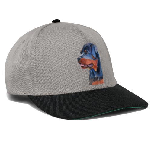 rottweiler - F - Snapback Cap