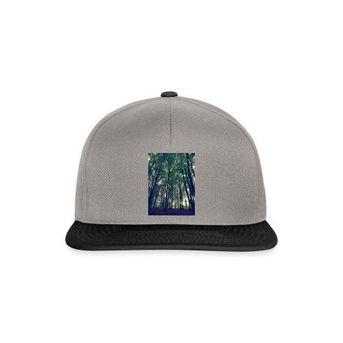 Wood Turnbeutel - Snapback Cap