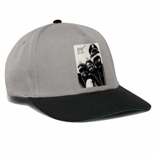 Malle x 3 - Snapback Cap