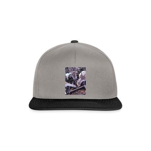 Retro Deers - Snapback Cap