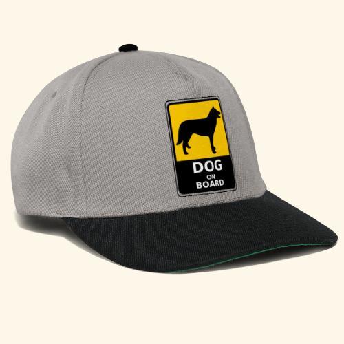 cartel perro - Gorra Snapback