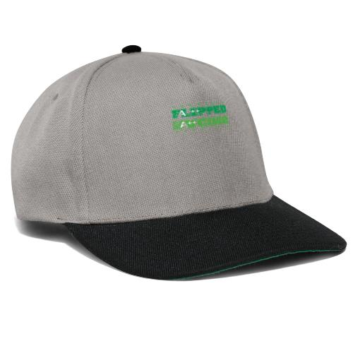 Flipped Racing, A-Plus No Logo - Snapback Cap