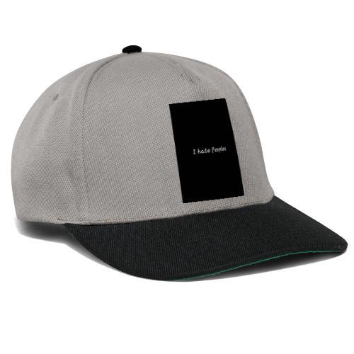 Deep - Snapback Cap